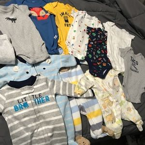 Other - Newborn  boys lot